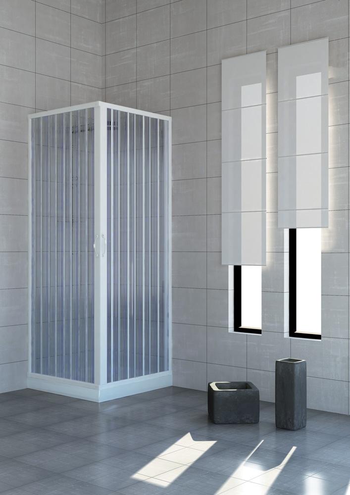 box doccia luna 2 lati apertura laterale angolo tondo. Black Bedroom Furniture Sets. Home Design Ideas