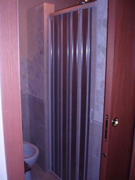 Box doccia venere 1 lato apertura laterale anta singola - Box doccia salvaspazio ...
