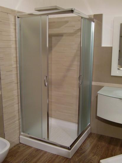 Foto 4 box doccia cristallo 5mm altezza 185 cm - Foto box doccia ...