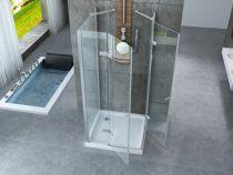 Pareti Per Doccia In Acrilico : Manuale per scegliere il box doccia ideale arcobaleno cesena