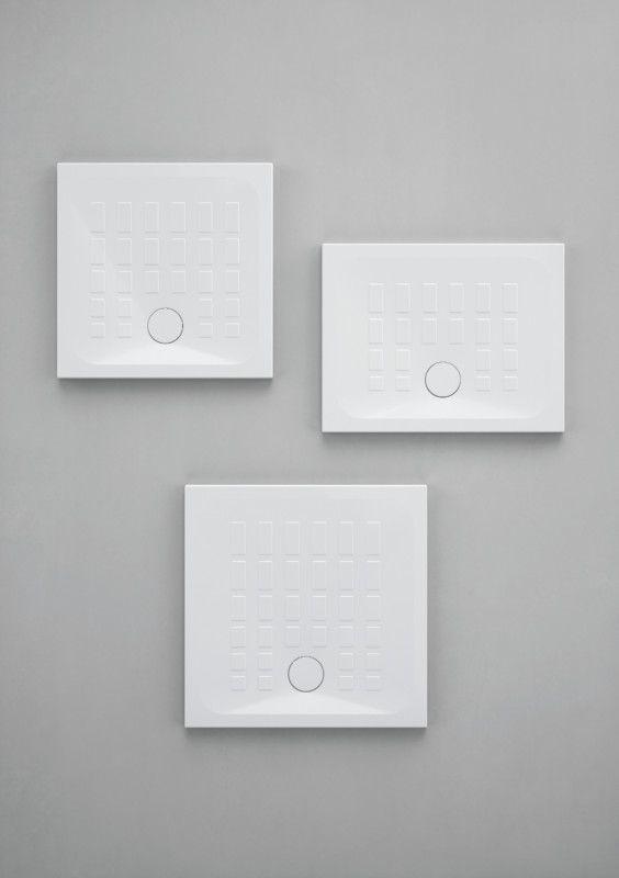 Piatto Doccia In Ceramica Alto 4 Cm Cube By Azzurra Ceramiche Misura 90 X 90 X 6 5h