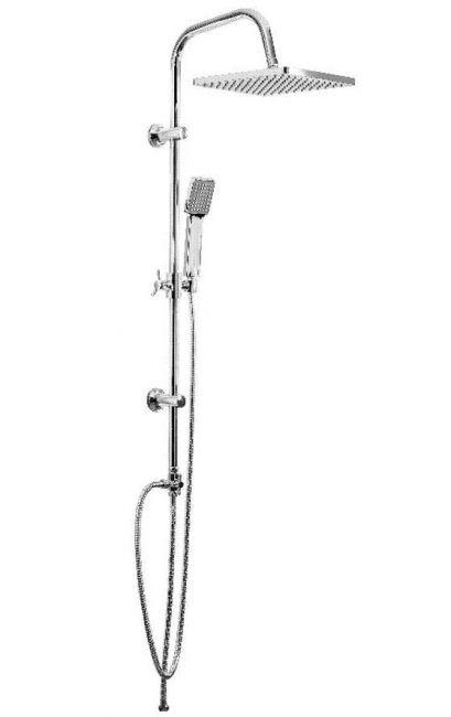 Colonne doccia multifunzione e saliscendi