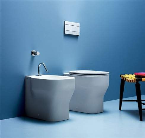 Azzurra Ceramiche Sanitari.Sanitari Filomuro Glaze 52 Azzurra Ceramica