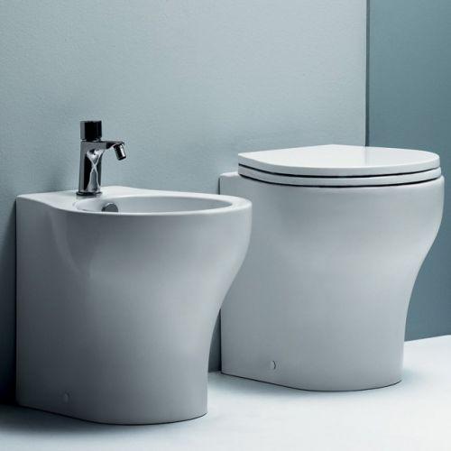 Azzurra Ceramiche Sanitari.Sanitari Filomuro Vera 55 Azzurra Ceramica