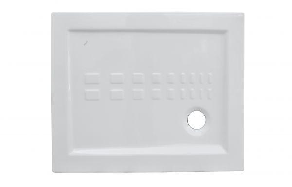 Piatto doccia in ceramica althea rettangolare misure 72 - Piatti doccia particolari ...