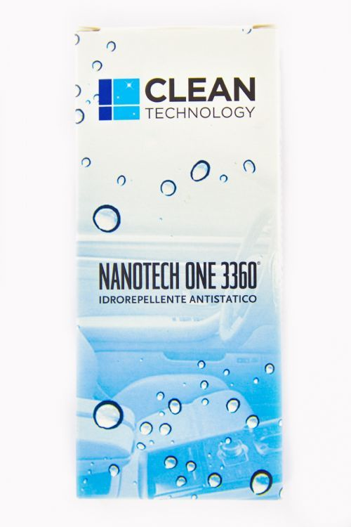 Trattamento anticalcare permanente per box doccia - Nanotech One 3360 (250 ml)